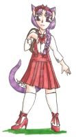 Suzie 2012 by fireprincess38fox
