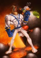 Earthworm Jim by StanislavNovarenko