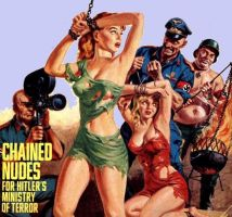 Chained Nudes by peterpulp
