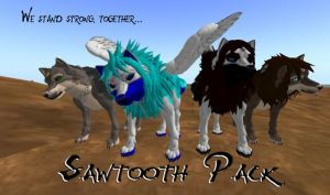 SawTooth Pack by DrMario64