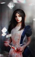 Alice Madness Returns by Kunoichi1111