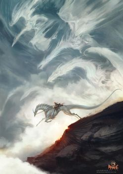 Running With Spirits by AlectorFencer