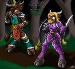 WoW Heroes - 7/8 by Pheagle-Adler