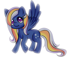 Starlight Speckle by YellowFeatherBolt