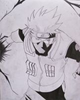 Kakashi Hatake by darkaslayer