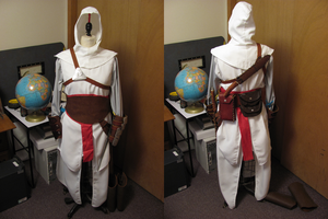 My Altair Costume by Farm-Fresh