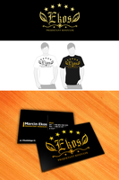 Project logo and business card by lukearoo