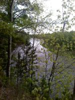 Obscured Kettle River by Tarsurion
