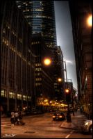 Gotham Night II by blhayes87