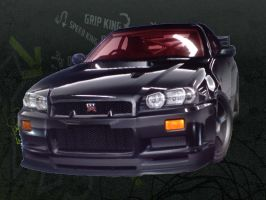 Need For Speed Prostreet by Squall-Darkheart