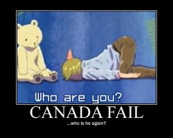 Canada Fail by xXLove-in-MiseryXx
