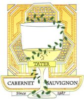 Wine Label by DT1087