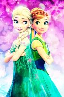 Frozen Fever! by xRandomGurl