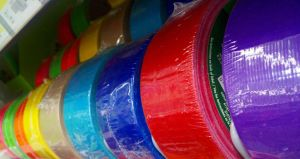 Duck Tape Rainbow by DCProductions223