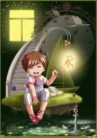 The road by Ageevo