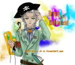 Hitsukarin - Halloween 2010 by e--l--m--o