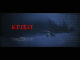 Misery Wallpaper by Karezoid