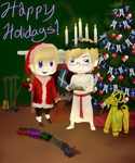Have a happy hetalia holiday by Amoali