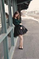 Train Station Shoot 2 by fairiegrl