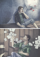 SPN - but your angel's on holiday by Sherru