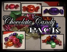 Chocolate candy PACK by gsdark-stock