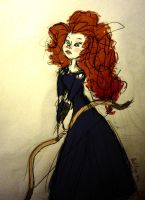 Merida by hollenna