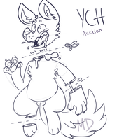 IM SO FUCKED YCH Auction (CLOSED) by MudDogs