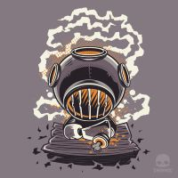 Hell Diver by thinkd