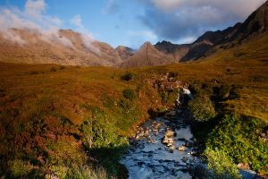 Black Cuillin, Glenbrittle by Greg-McKinnon