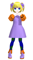 MMD Download Angelica Pickles by Utau-HoshiProject