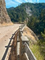 Abandoned Section, Hwy. 101, 2 by Azraphale