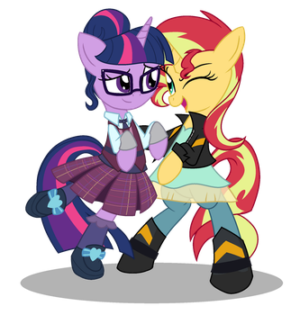Sunset and Twilight by geraritydevillefort