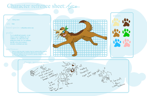tyco character reference by reaper-neko