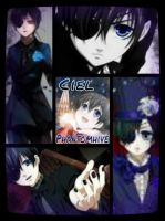 Ciel phantomhive 2 by monsseratt