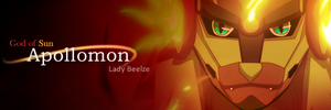 Apollomon signature by LadyBeelze