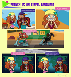 The 90s Chicks : French is an Eiffel Language 1/4 by CjLowery