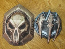 assembly: war from darksiders's kneepads by minidelirium