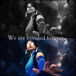 Korra - We are bonded forever. by hannahlayse