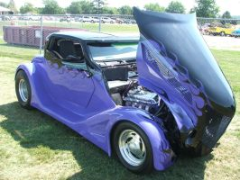 hot rod ford 2 by TyphlosionsKingdom