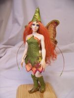 'Aspen' ooak fairy by AmandaKathryn