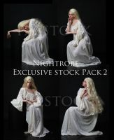 Nightgown Exclusive Stock Pack 2 by faestock