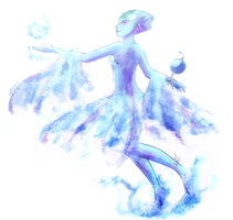 Princess Ruto [Hyrule Warriors] by Pidoodle