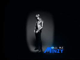 Minzy - WP 3 by J-Beom