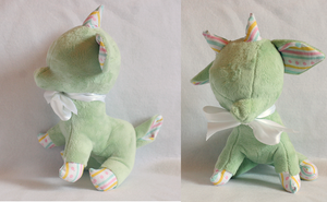 Goat Plush by Pariahi