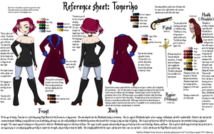 reference sheet: toneriko by alaisiaga