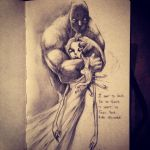 I want to hold you so tight by ShawnCoss