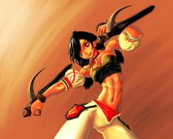 Talim by DarrellThompson