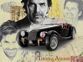 Thomas Anders by Isaleh