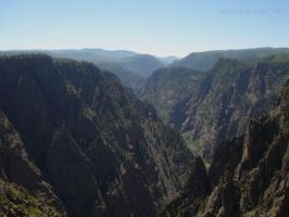 Black Canyon of the Gunnison by Uroscion