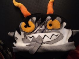 Mad as a Hatter presents: Insane Gamzee Hat by ClayMage